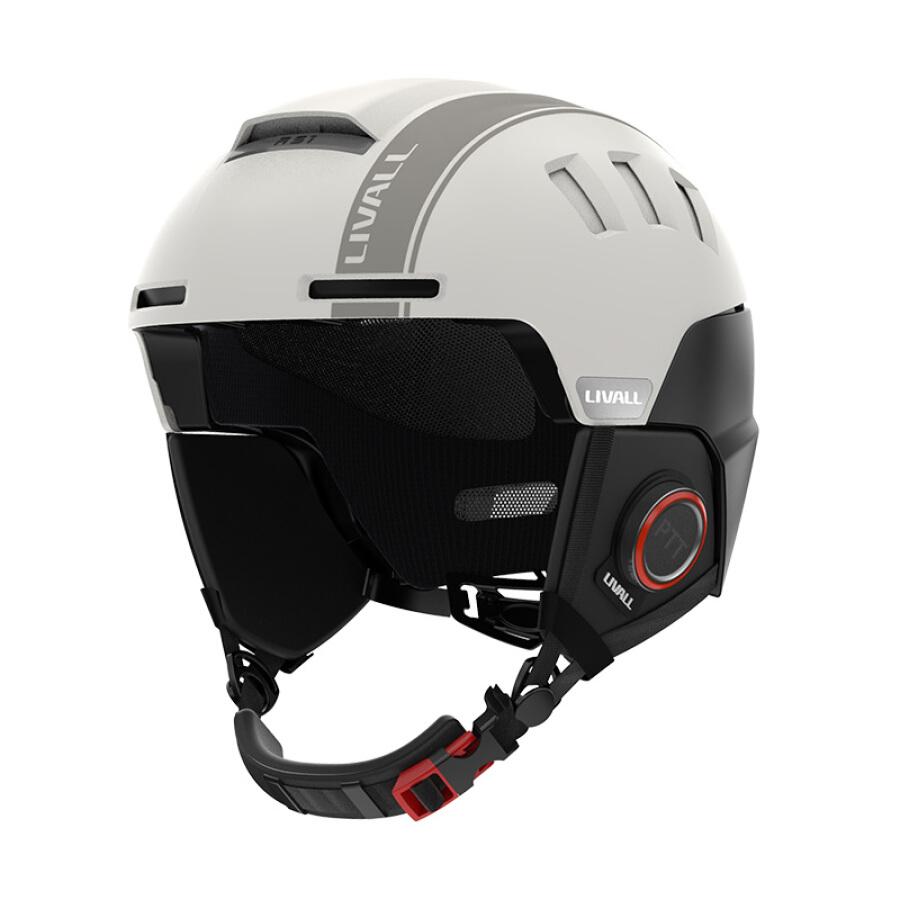 Mũ Trượt Tuyết Thông Minh Tích Hợp Hệ Thống Liên Lạc Qua Bluetooth Liwo LIVALL 57-61cm