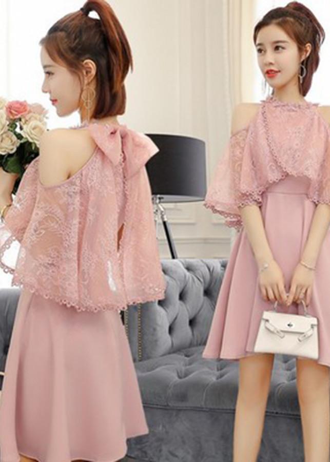 Đầm  Vintage Dịu Dàng Korea TT - KR41