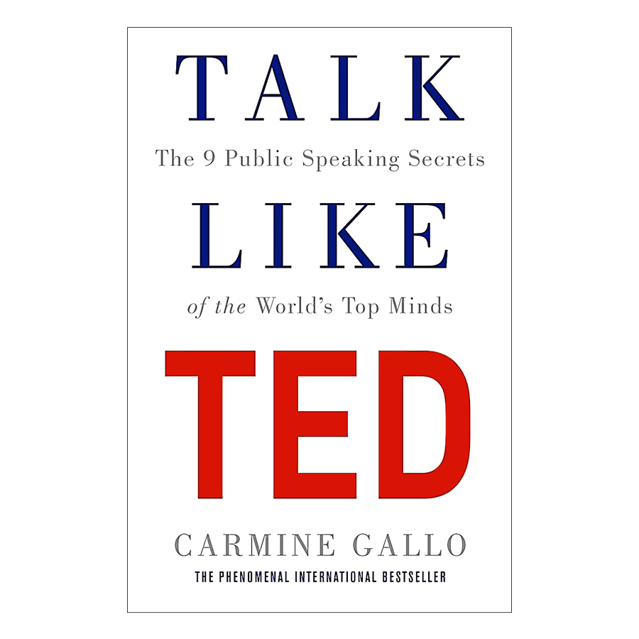 Talk Like Ted (UK - ED)