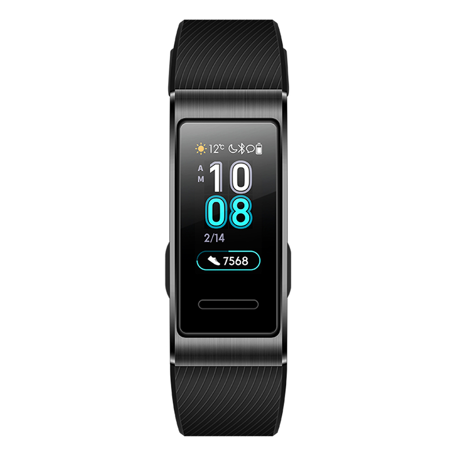 HUAWEI Band 3 0.95-Inch AMOLED Color Screen 120 x 240 BT 4.2 Smart Bracelet Real-Time Heart Rate Sleep Monitoring Heart - 2019103 , 1340400952387 , 62_15212368 , 1689000 , HUAWEI-Band-3-0.95-Inch-AMOLED-Color-Screen-120-x-240-BT-4.2-Smart-Bracelet-Real-Time-Heart-Rate-Sleep-Monitoring-Heart-62_15212368 , tiki.vn , HUAWEI Band 3 0.95-Inch AMOLED Color Screen 120 x 240 BT 4.2