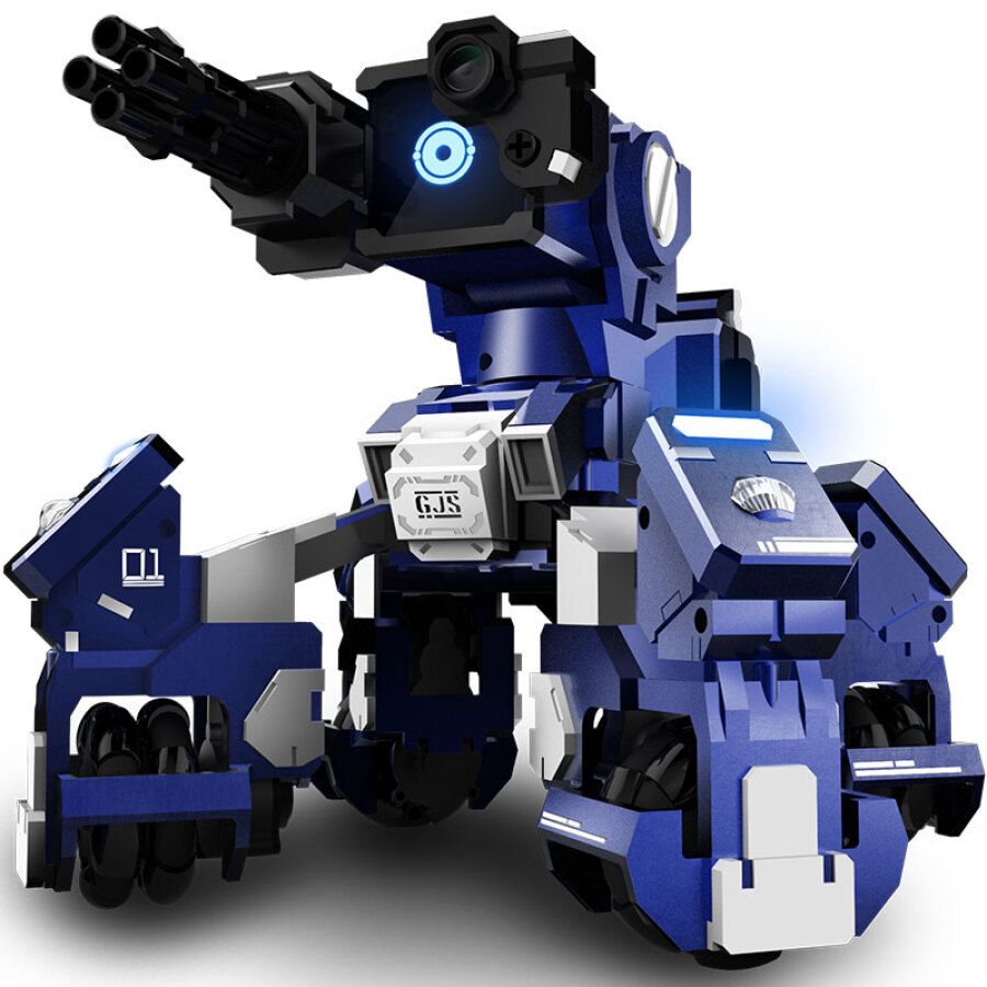 Đồ Chơi Robot Điều Khiển Từ Xa GEIO GJS - 9678399 , 8235262977629 , 62_15181197 , 5171000 , Do-Choi-Robot-Dieu-Khien-Tu-Xa-GEIO-GJS-62_15181197 , tiki.vn , Đồ Chơi Robot Điều Khiển Từ Xa GEIO GJS