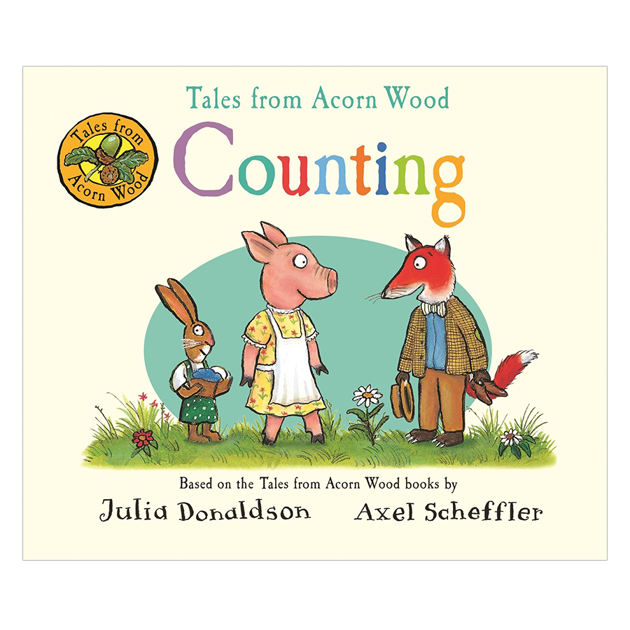 Tales from Acorn Wood: Counting - 1082384 , 6033832775963 , 62_3941277 , 198000 , Tales-from-Acorn-Wood-Counting-62_3941277 , tiki.vn , Tales from Acorn Wood: Counting