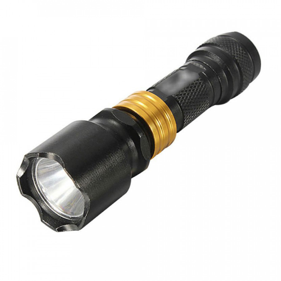 Led Flashlight Torch Superbright Waterproof 1W Tactical Military Outdoor Sporting - 1793259 , 8530907627120 , 62_13183590 , 263000 , Led-Flashlight-Torch-Superbright-Waterproof-1W-Tactical-Military-Outdoor-Sporting-62_13183590 , tiki.vn , Led Flashlight Torch Superbright Waterproof 1W Tactical Military Outdoor Sporting