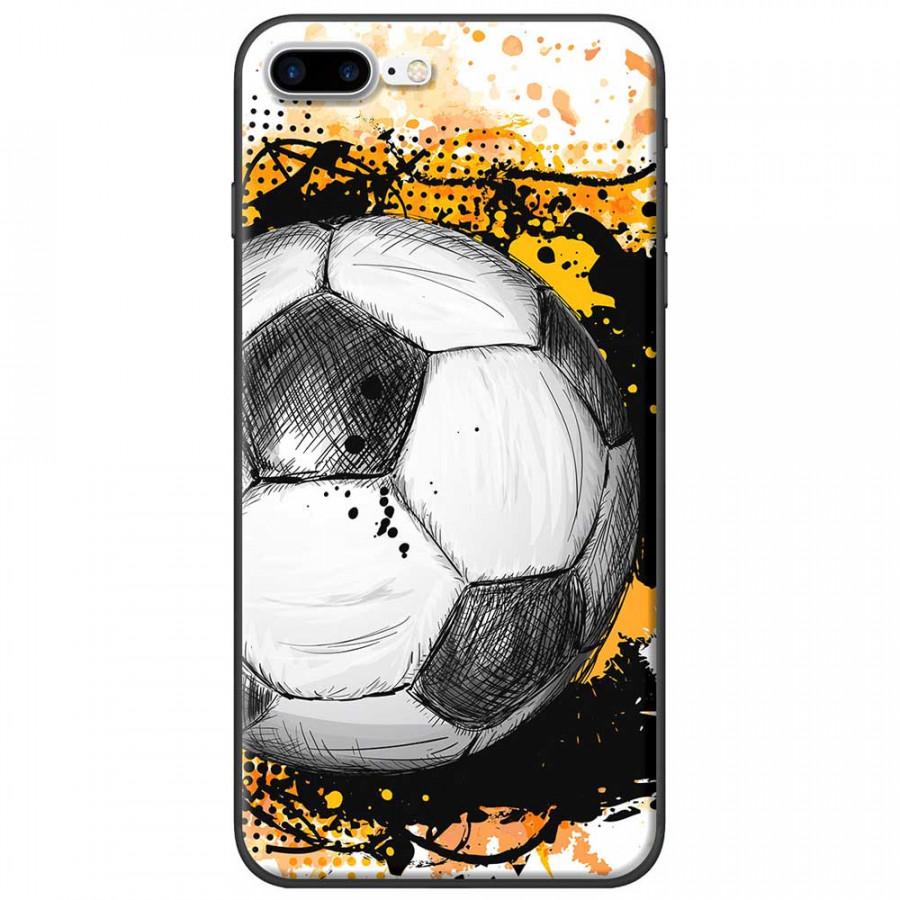 Ốp lưng dành cho iPhone 7 Plus mẫu Quả bóng - 9554641 , 8117075081437 , 62_19416044 , 150000 , Op-lung-danh-cho-iPhone-7-Plus-mau-Qua-bong-62_19416044 , tiki.vn , Ốp lưng dành cho iPhone 7 Plus mẫu Quả bóng