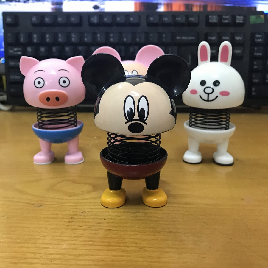 Thú nhún lò xo Emoji hoạt hình hình Lợn In, Thỏ Con, Chuột Mickey, Chuột nhắt  siêu đáng yêu - 9906896 , 8956995369849 , 62_19752149 , 39000 , Thu-nhun-lo-xo-Emoji-hoat-hinh-hinh-Lon-In-Tho-Con-Chuot-Mickey-Chuot-nhat-sieu-dang-yeu-62_19752149 , tiki.vn , Thú nhún lò xo Emoji hoạt hình hình Lợn In, Thỏ Con, Chuột Mickey, Chuột nhắt  siêu đáng