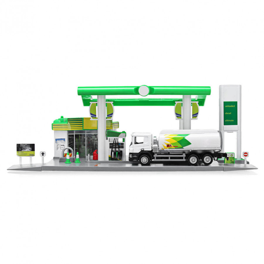 Simulering Gas Station Model Set Toy Interesting Plastic Model Decoration Entertainment - 794887 , 5251560912660 , 62_13180559 , 887000 , Simulering-Gas-Station-Model-Set-Toy-Interesting-Plastic-Model-Decoration-Entertainment-62_13180559 , tiki.vn , Simulering Gas Station Model Set Toy Interesting Plastic Model Decoration Entertainment