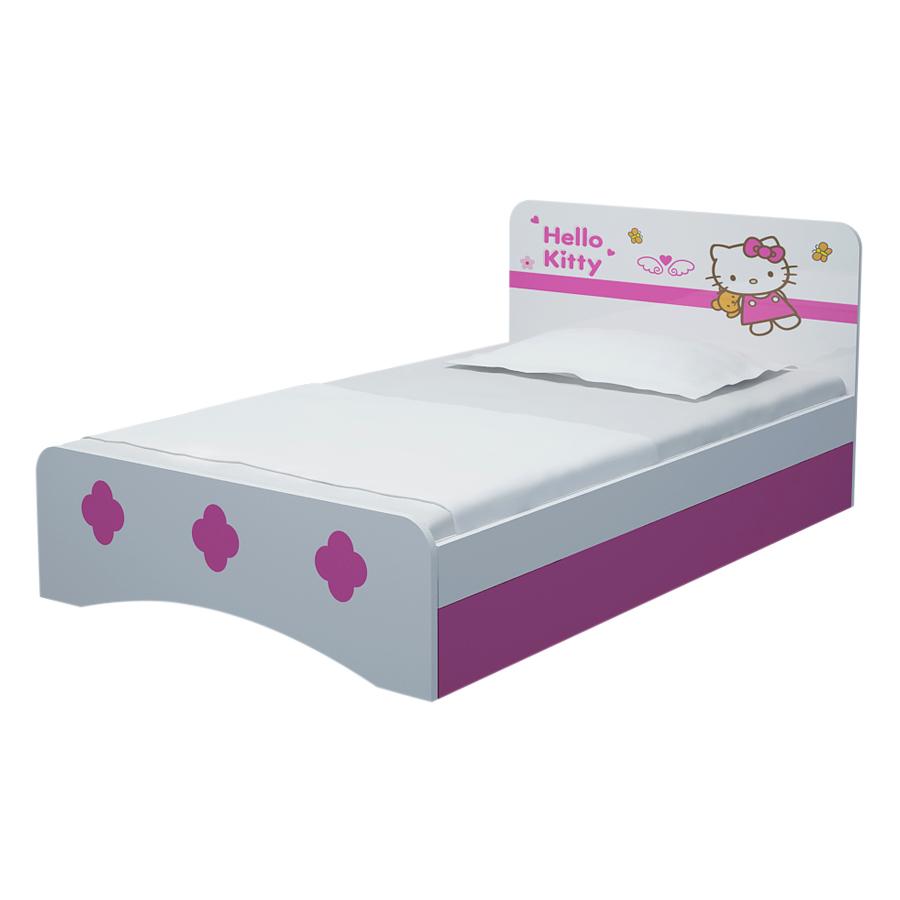 Giường Trẻ Em Hình Hello Kitty IBIE