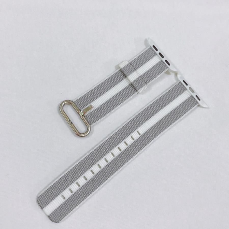 Dây đeo cho đồng hồ Apple Watch Woven Nylon - 38/40mm