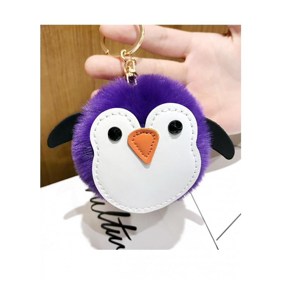 Móc khóa chim cánh cụt