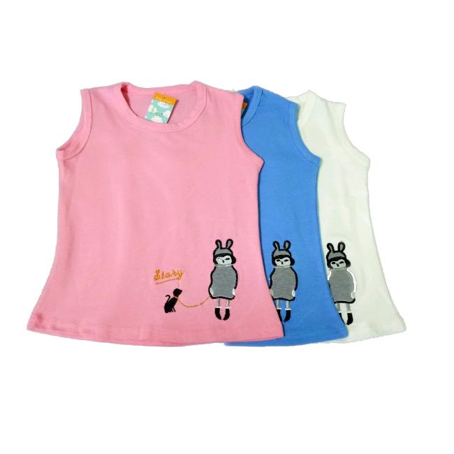 Combo 3 áo thun PCkids cho bé gái