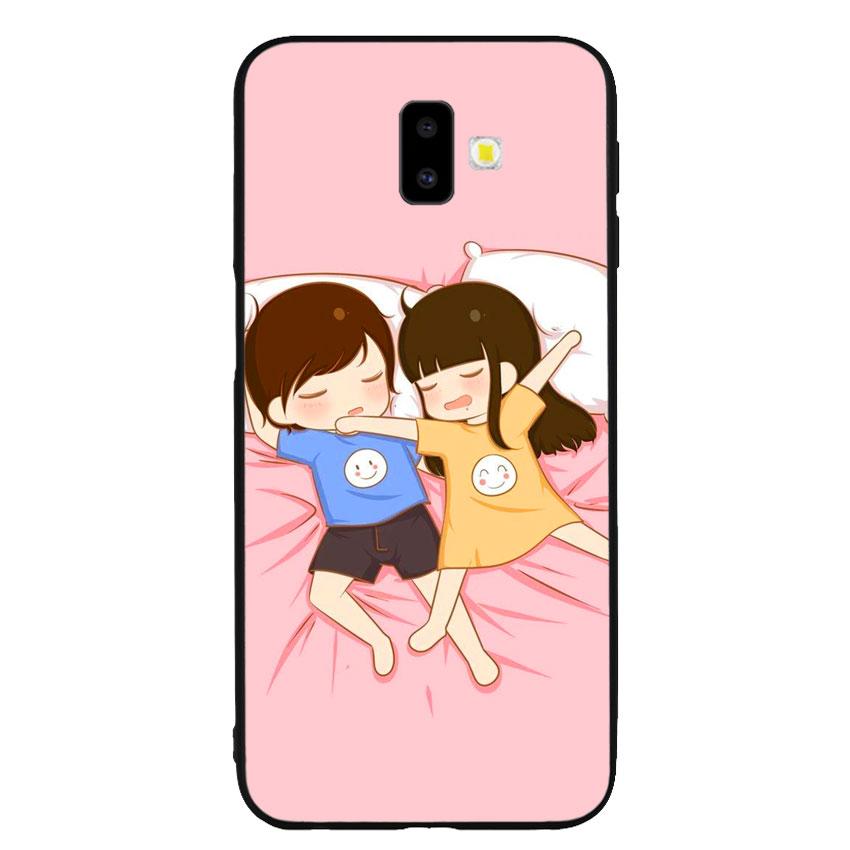 Ốp Lưng Viền TPU cho điện thoại Samsung Galaxy J6 Plus - Couple 08 - 9538881 , 9031831222416 , 62_19310166 , 200000 , Op-Lung-Vien-TPU-cho-dien-thoai-Samsung-Galaxy-J6-Plus-Couple-08-62_19310166 , tiki.vn , Ốp Lưng Viền TPU cho điện thoại Samsung Galaxy J6 Plus - Couple 08