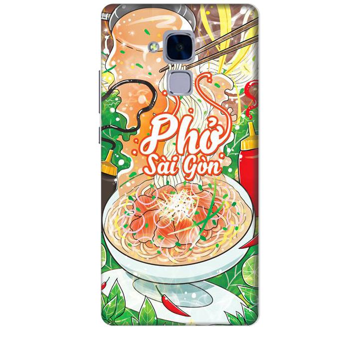 Ốp lưng dành cho điện thoại Huawei GR5 MINI Hình Phở Sài Gòn - Hàng chính hãng