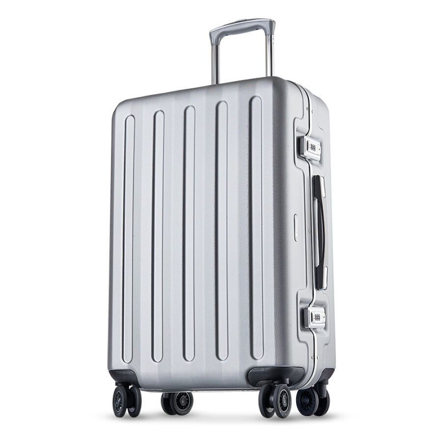 Echolac aluminum frame trolley case scratch-proof double TSA password lock luggage double row 8 wheel suitcase PCT008E red 24 inch - 1904077 , 7126241919338 , 62_10237116 , 3603000 , Echolac-aluminum-frame-trolley-case-scratch-proof-double-TSA-password-lock-luggage-double-row-8-wheel-suitcase-PCT008E-red-24-inch-62_10237116 , tiki.vn , Echolac aluminum frame trolley case scratch-p