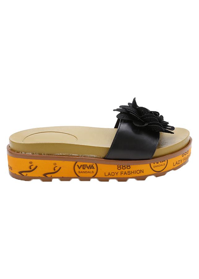 Giày Đế Xuồng Nữ Kiểu Nơ Xù MYS Shop Mẫu 34