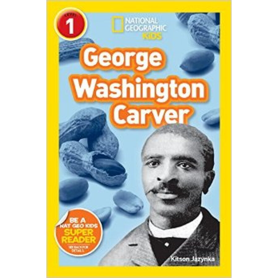 National Geographic Readers: George Washington C