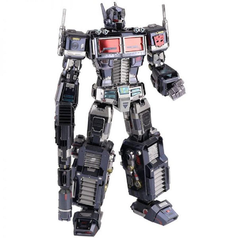Đồ chơi lắp ghép mô hình kim loại MU Robot Transformers -  Thủ lĩnh Optimus Prime  (black version) - 1616884 , 3511066076771 , 62_11212262 , 2245000 , Do-choi-lap-ghep-mo-hinh-kim-loai-MU-Robot-Transformers-Thu-linh-Optimus-Prime-nblack-version-62_11212262 , tiki.vn , Đồ chơi lắp ghép mô hình kim loại MU Robot Transformers -  Thủ lĩnh Optimus Prime