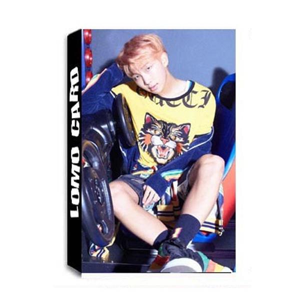 Lomo card RM BTS