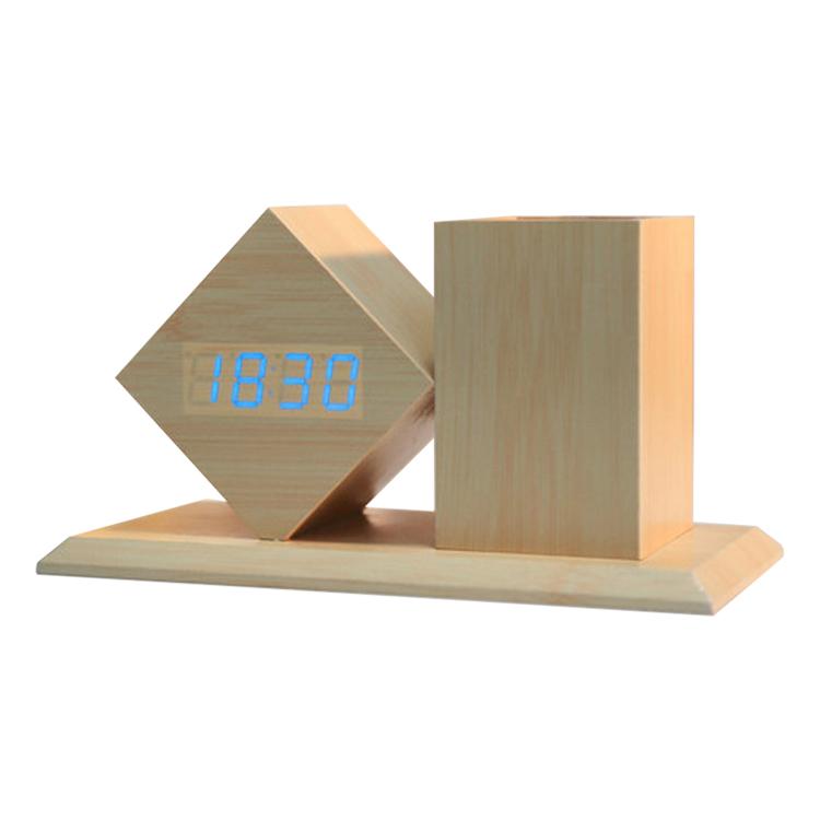 Đồng hồ LED để bàn đo nhiệt độ kiêm giá đựng bút đa năng GB-DHG02 - 2153132 , 3035902673486 , 62_13751782 , 540000 , Dong-ho-LED-de-ban-do-nhiet-do-kiem-gia-dung-but-da-nang-GB-DHG02-62_13751782 , tiki.vn , Đồng hồ LED để bàn đo nhiệt độ kiêm giá đựng bút đa năng GB-DHG02