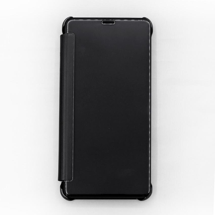 Bao da dành cho Samsung Galaxy A5 2018 tráng gương
