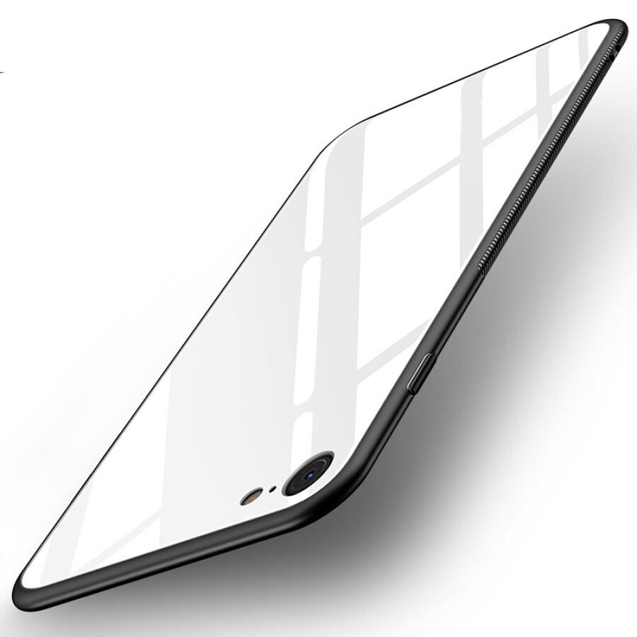 Ốp Lưng Viền Mềm Cho iPhone 6/6s Stryfer - Trắng
