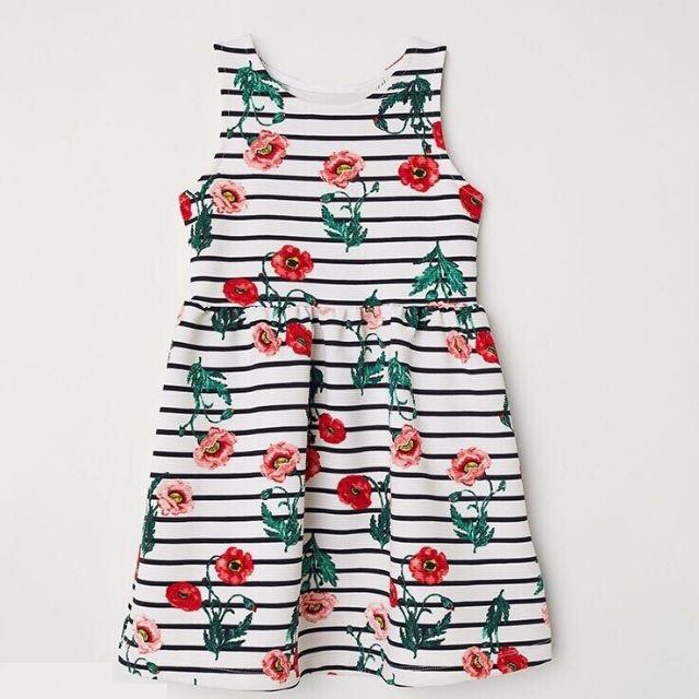 Váy hè cho bé gái