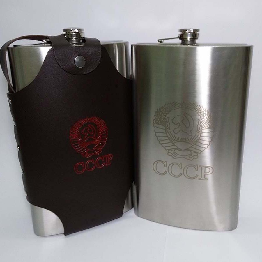 Bình Rượu INOX CCCP Truyền Thống - Tặng kèm bộ Ly và Phễu INOX - 1935449 , 7018010352425 , 62_15020681 , 410000 , Binh-Ruou-INOX-CCCP-Truyen-Thong-Tang-kem-bo-Ly-va-Pheu-INOX-62_15020681 , tiki.vn , Bình Rượu INOX CCCP Truyền Thống - Tặng kèm bộ Ly và Phễu INOX