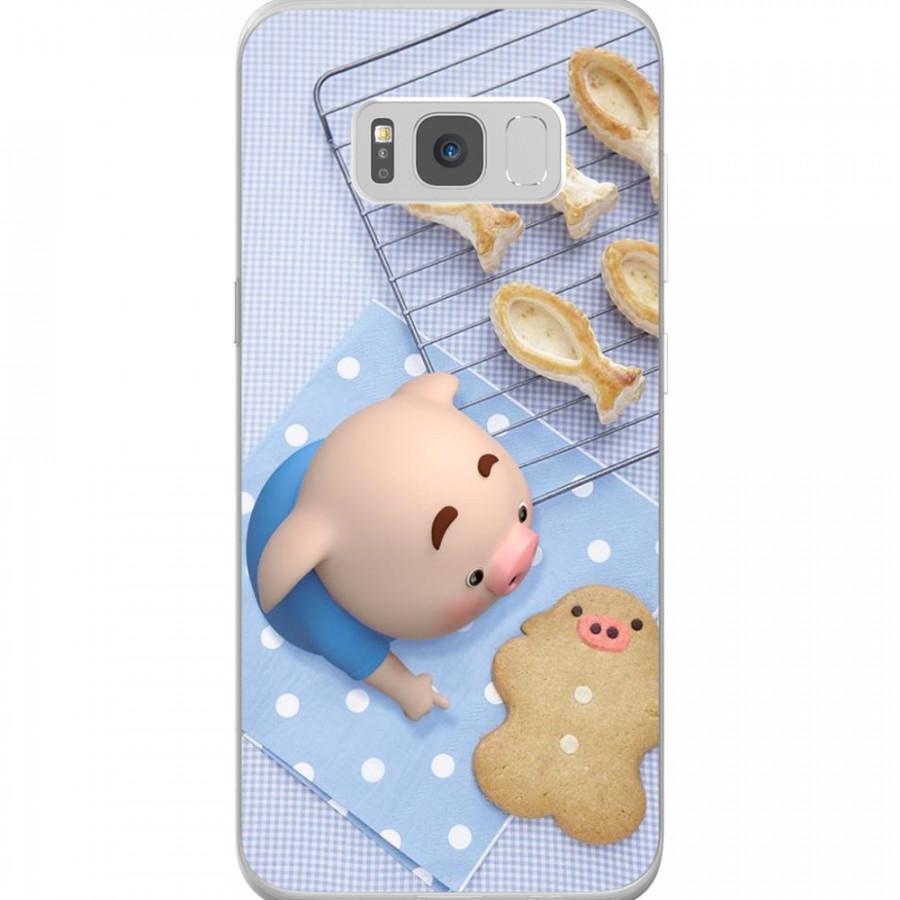 Ốp Lưng Cho Điện Thoại Samsung Galaxy S8 Plus - Mẫu aheocon 138