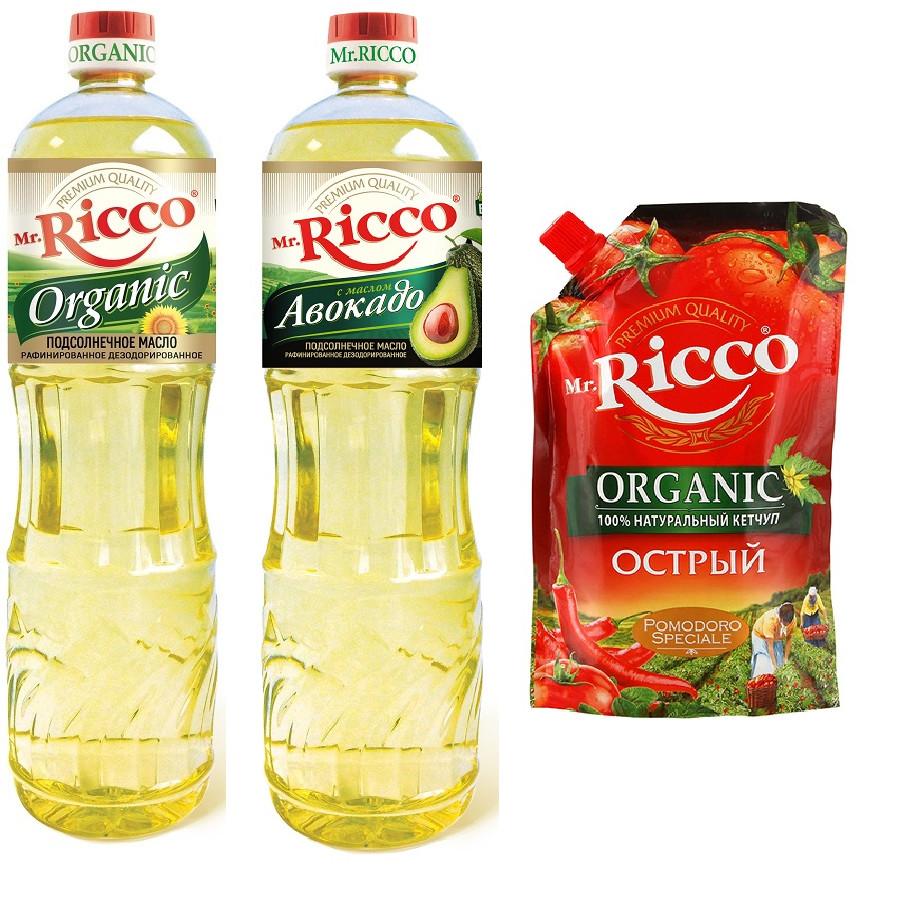 """Combo dầu hướng dương ORGANIC, dầu hướng dương bơ và tương cà chua ORGANIC MR.RICCO """"Ớt cay"""" - 9608323 , 8228840347822 , 62_19286994 , 224000 , Combo-dau-huong-duong-ORGANIC-dau-huong-duong-bo-va-tuong-ca-chua-ORGANIC-MR.RICCO-Ot-cay-62_19286994 , tiki.vn , Combo dầu hướng dương ORGANIC, dầu hướng dương bơ và tương cà chua ORGANIC MR.RICCO """"Ớt"""