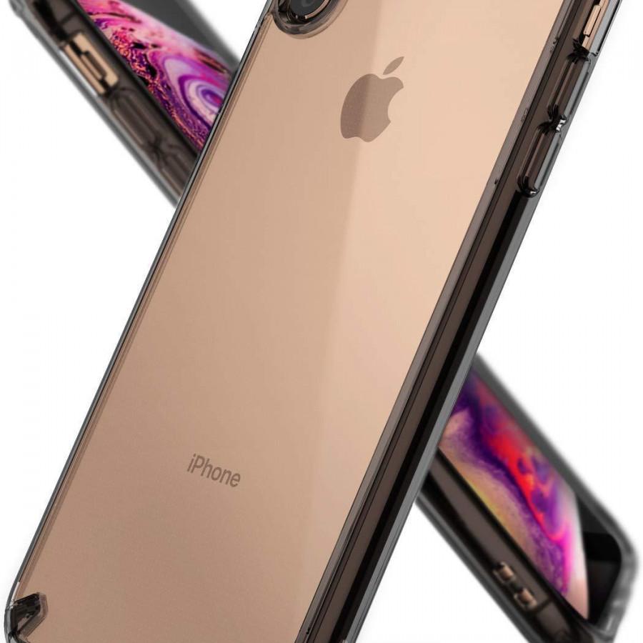 Ốp lưng chống sốc Ringke Fusion cho iPhone XS/X / iPhone XR / iPhone XS Max - Hàng chính hãng