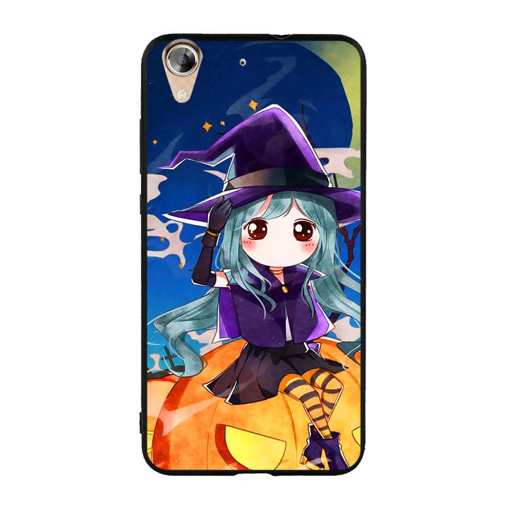 Ốp lưng Halloween viền TPU cho điện thoại Huawei Y6 II - Mẫu 04