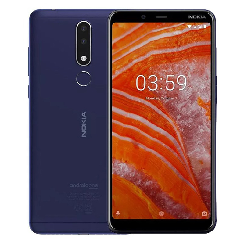 Điện Thoại Nokia 3.1 Plus (2GB/16GB) - Hàng Chính Hãng - 7775954 , 3277342598077 , 62_16097944 , 3290000 , Dien-Thoai-Nokia-3.1-Plus-2GB-16GB-Hang-Chinh-Hang-62_16097944 , tiki.vn , Điện Thoại Nokia 3.1 Plus (2GB/16GB) - Hàng Chính Hãng