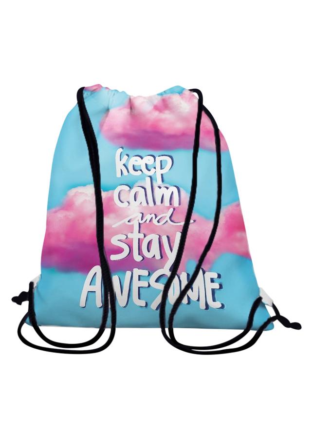 Túi Dây Rút Unisex In Hình Keep Calm  Stay Awesome - BDTE143 - 1449332 , 2514815724344 , 62_8422344 , 300000 , Tui-Day-Rut-Unisex-In-Hinh-Keep-Calm-Stay-Awesome-BDTE143-62_8422344 , tiki.vn , Túi Dây Rút Unisex In Hình Keep Calm  Stay Awesome - BDTE143