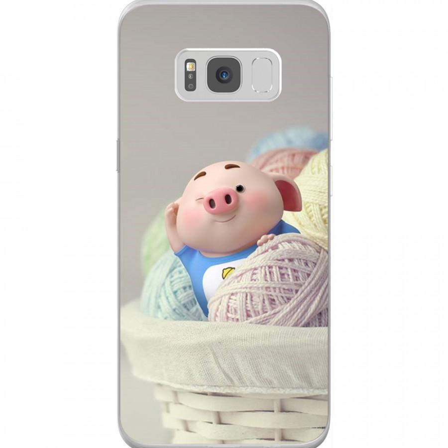 Ốp Lưng Cho Điện Thoại Samsung Galaxy S8 Plus - Mẫu aheocon 105