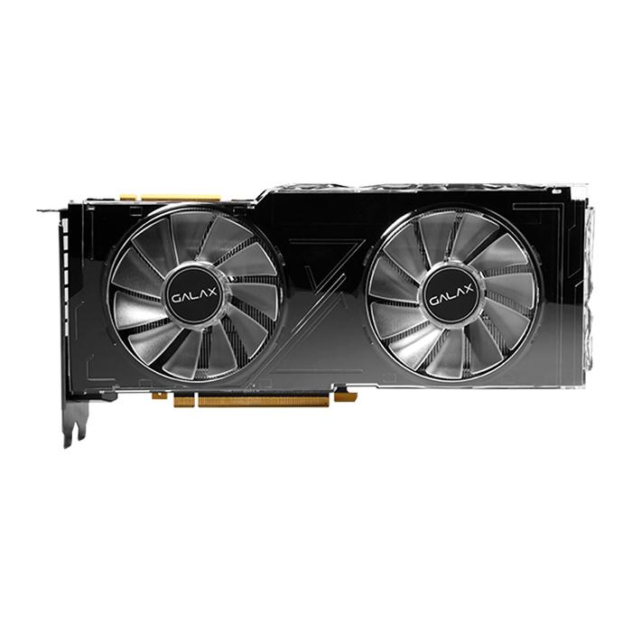 Card Màn Hình VGA Galax GeForce RTX 2080 OC 8GB GDDR6 28NSL6UCT7OC 256bit 3 Fan HDMI USB Type C - Hàng Chính Hãng