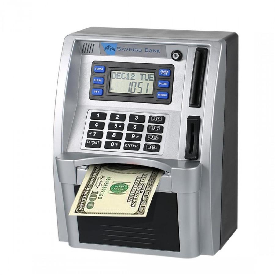 Mô Hình Máy ATM Mini - 1710616 , 1251949248056 , 62_11878444 , 1122000 , Mo-Hinh-May-ATM-Mini-62_11878444 , tiki.vn , Mô Hình Máy ATM Mini