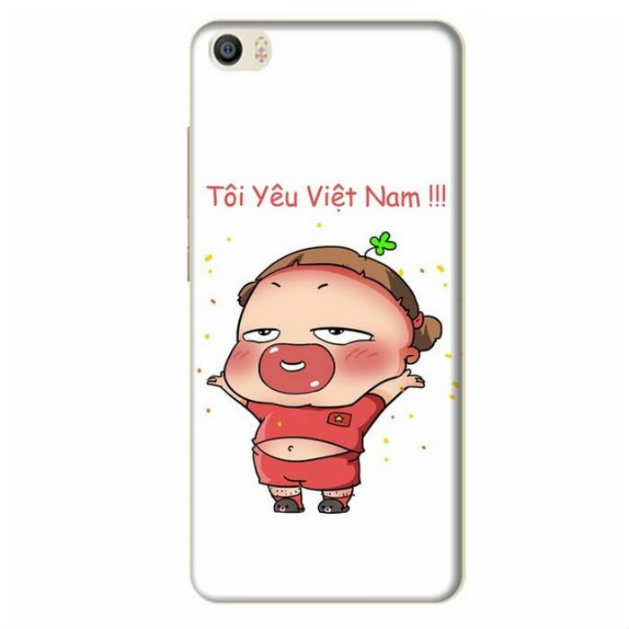 Ốp Lưng Dành Cho Xiaomi Mi 5 Quynh Aka 1