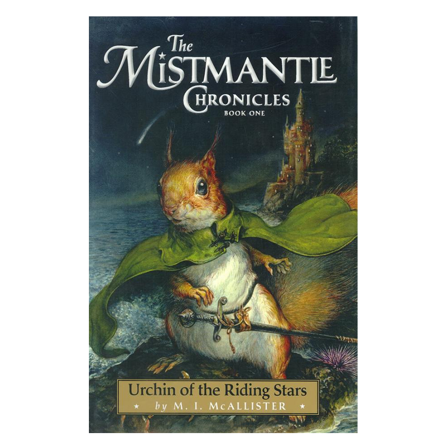 The Mistmantle Chronicles(Audio CD)