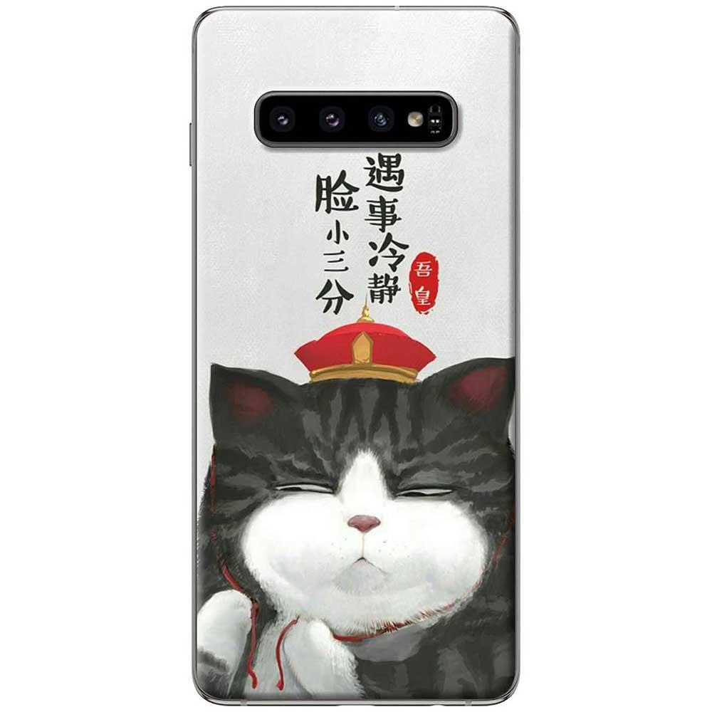 Ốp lưng  dành cho Samsung Galaxy S10 Plus mẫu Mèo đa nghi - 18578093 , 1551975997325 , 62_21256584 , 150000 , Op-lung-danh-cho-Samsung-Galaxy-S10-Plus-mau-Meo-da-nghi-62_21256584 , tiki.vn , Ốp lưng  dành cho Samsung Galaxy S10 Plus mẫu Mèo đa nghi