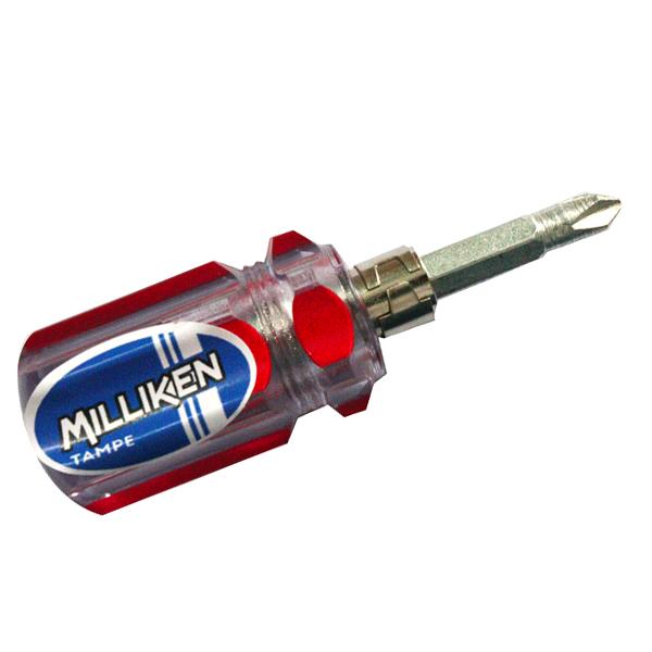 Tua Vít Mini, Tuốc Nơ Vít Hai Đầu Ngắn 8cm Miliken Tampe NL-3048 - 1810099 , 3715100243086 , 62_13236325 , 70000 , Tua-Vit-Mini-Tuoc-No-Vit-Hai-Dau-Ngan-8cm-Miliken-Tampe-NL-3048-62_13236325 , tiki.vn , Tua Vít Mini, Tuốc Nơ Vít Hai Đầu Ngắn 8cm Miliken Tampe NL-3048