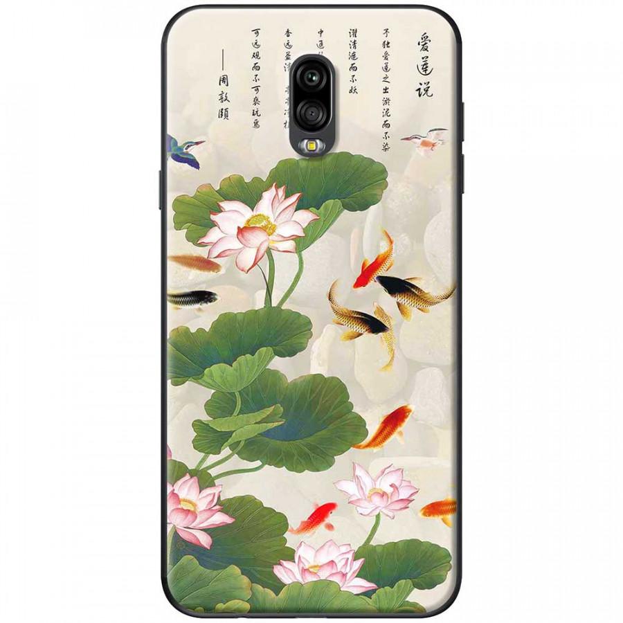 Ốp lưng dành cho Samsung Galaxy J7 Plus mẫu Hoa sen cá - 813204 , 6662369097158 , 62_14862255 , 150000 , Op-lung-danh-cho-Samsung-Galaxy-J7-Plus-mau-Hoa-sen-ca-62_14862255 , tiki.vn , Ốp lưng dành cho Samsung Galaxy J7 Plus mẫu Hoa sen cá