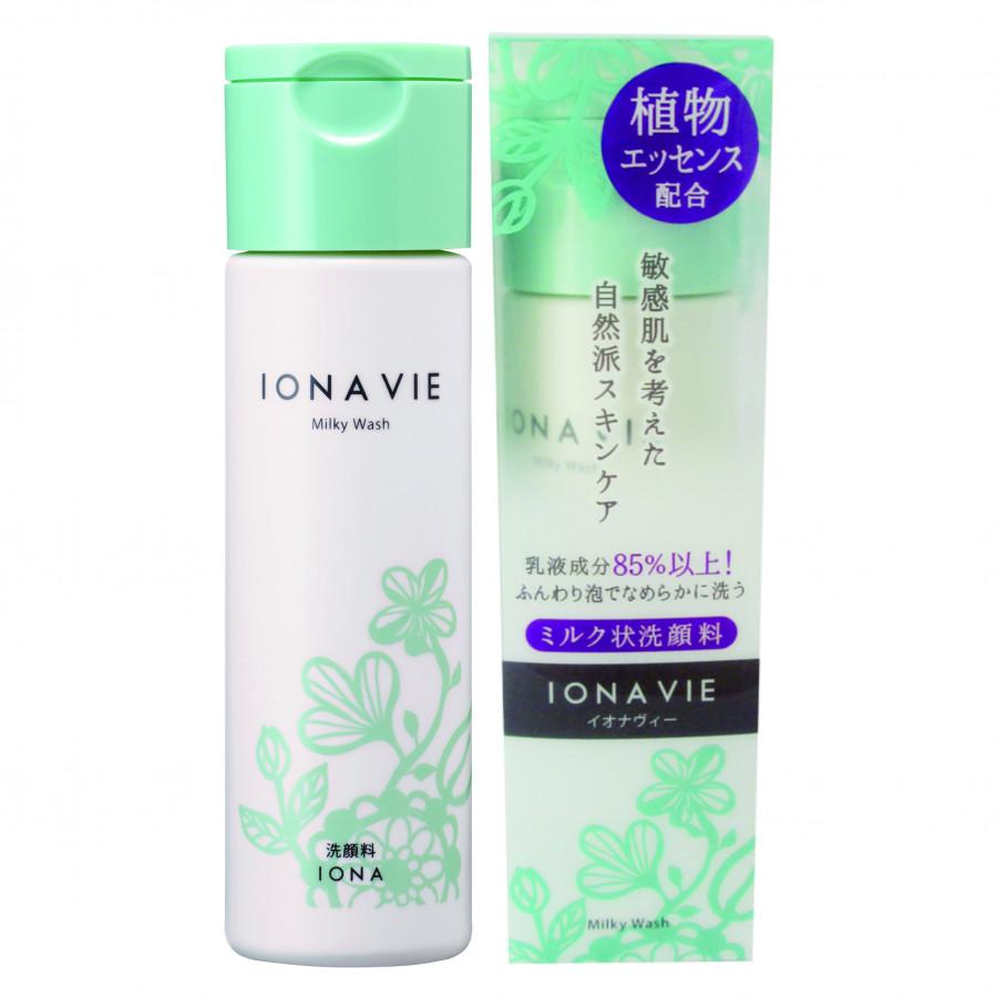 IONAVIE Milky Wash (Sữa rửa mặt dưỡng ẩm 120ml)