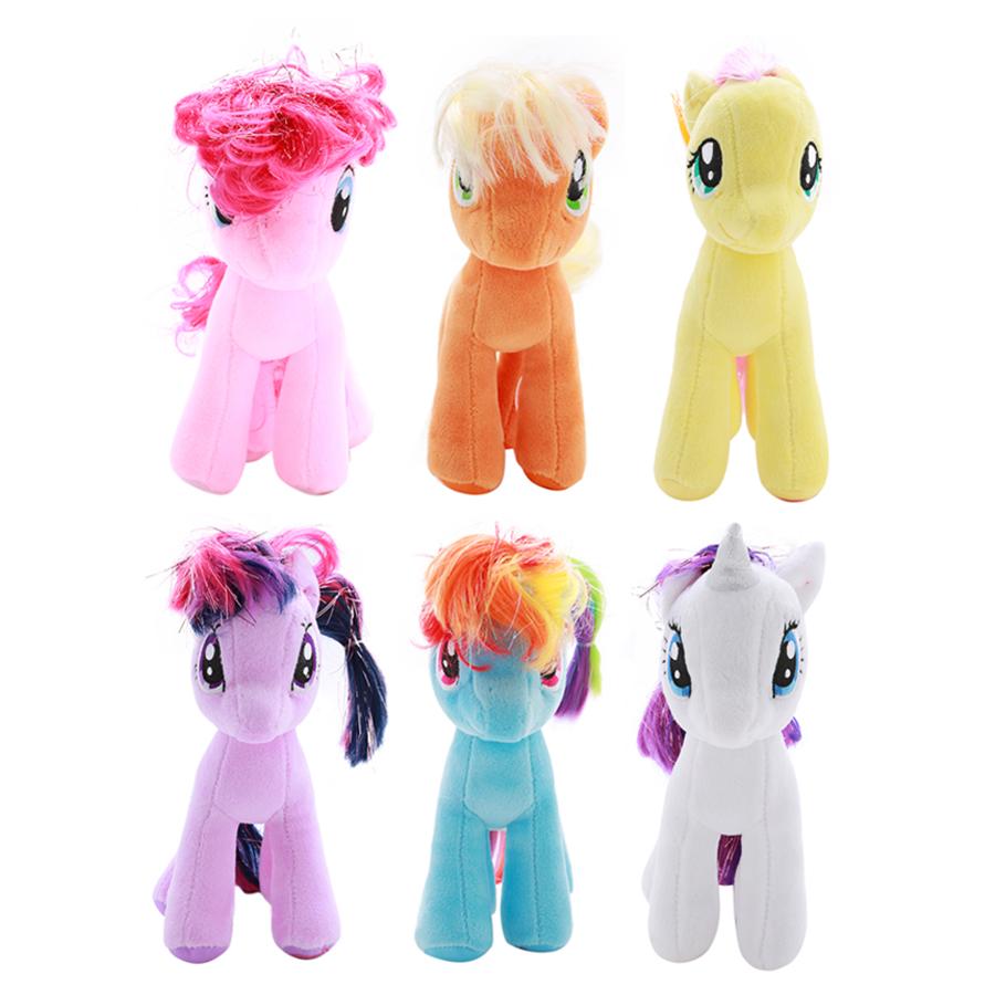 Set 6 Thú Bông My Little Pony