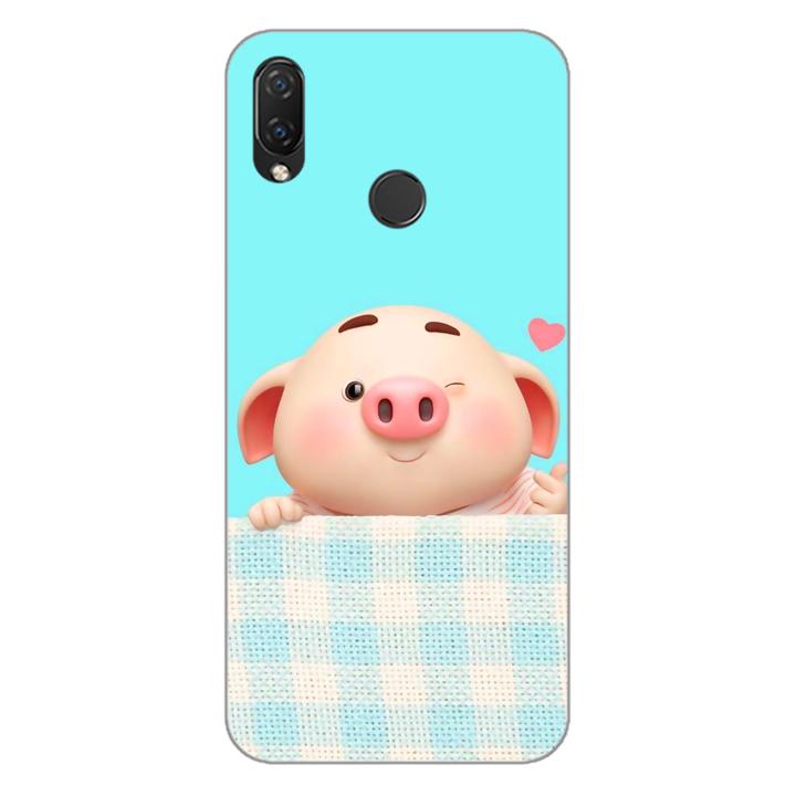 Ốp lưng dẻo cho điện thoại Huawei Nova 3i_Pig Cute 07 - 1562903 , 8284979156698 , 62_10170945 , 200000 , Op-lung-deo-cho-dien-thoai-Huawei-Nova-3i_Pig-Cute-07-62_10170945 , tiki.vn , Ốp lưng dẻo cho điện thoại Huawei Nova 3i_Pig Cute 07