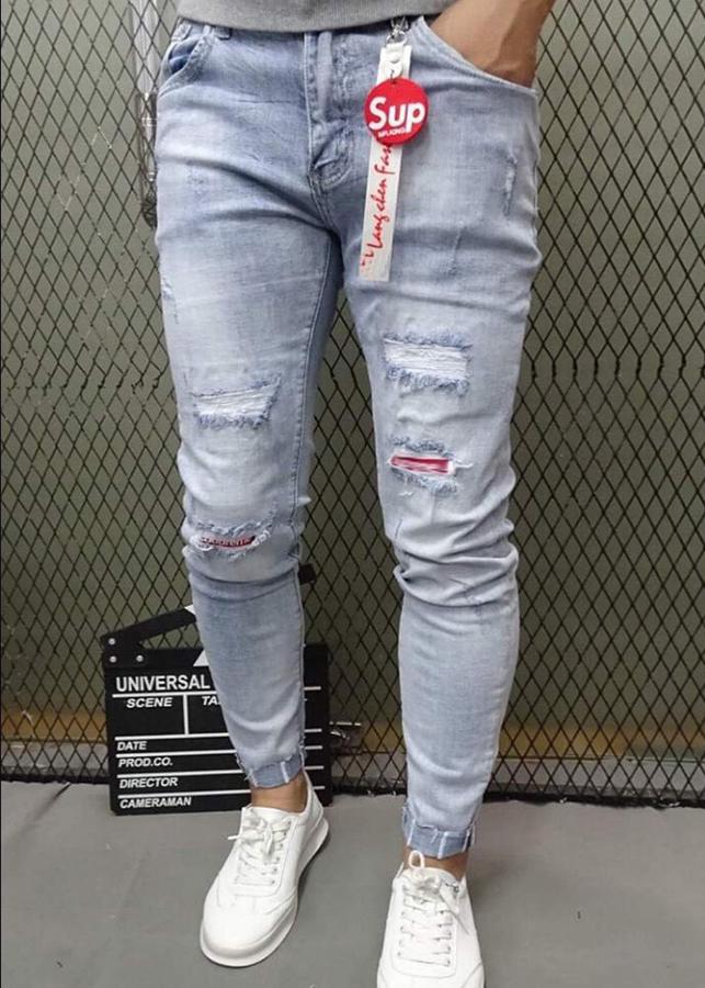 Quần Jeans Nam MS2000 2019