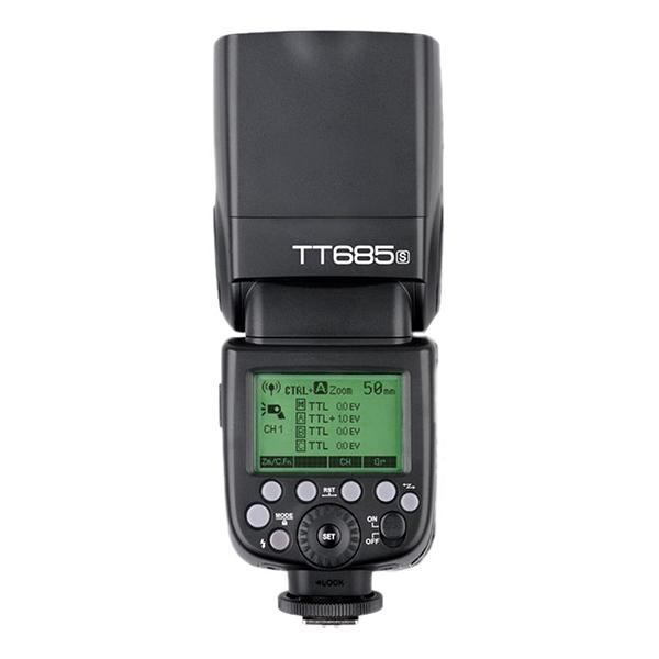 Godox Camera Flash TT685S - Hàng Chính Hãng - 1395530 , 6615268005779 , 62_7036549 , 2112000 , Godox-Camera-Flash-TT685S-Hang-Chinh-Hang-62_7036549 , tiki.vn , Godox Camera Flash TT685S - Hàng Chính Hãng