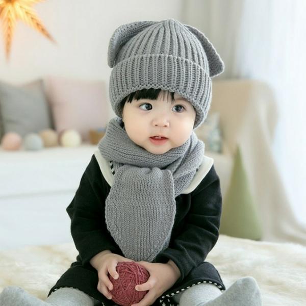 Set mũ len và khăn len tai thỏ cho bé từ 3-24 tháng tuổi Chic Rabbit - 1218988 , 1816276908990 , 62_7777317 , 320000 , Set-mu-len-va-khan-len-tai-tho-cho-be-tu-3-24-thang-tuoi-Chic-Rabbit-62_7777317 , tiki.vn , Set mũ len và khăn len tai thỏ cho bé từ 3-24 tháng tuổi Chic Rabbit