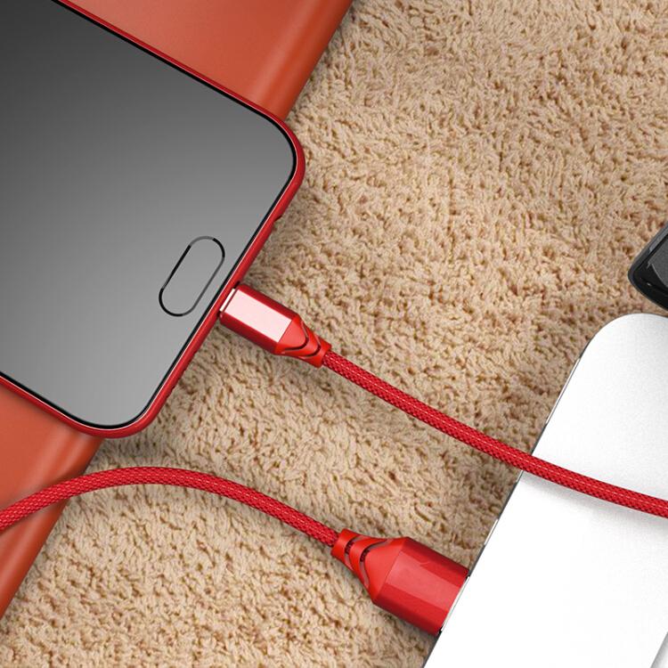 Cáp sạc nhanh Micro USB Cho Android Lejie