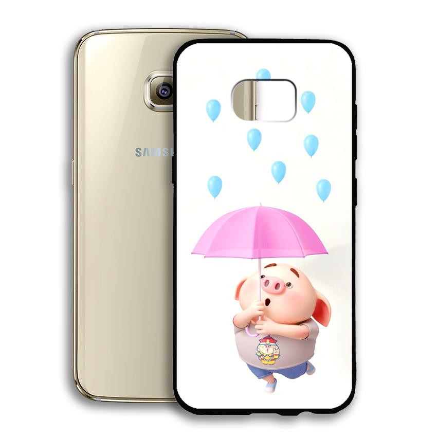 Ốp lưng viền TPU cho điện thoại Samsung Galaxy S6 Edge - 02046 0523 PIG26 - Hàng Chính Hãng - 7393237 , 5419918738847 , 62_15305049 , 200000 , Op-lung-vien-TPU-cho-dien-thoai-Samsung-Galaxy-S6-Edge-02046-0523-PIG26-Hang-Chinh-Hang-62_15305049 , tiki.vn , Ốp lưng viền TPU cho điện thoại Samsung Galaxy S6 Edge - 02046 0523 PIG26 - Hàng Chính Hã