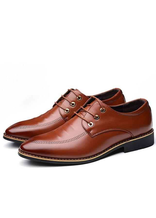 Giày Tây Nam Cao Cấp - Pettino GD12