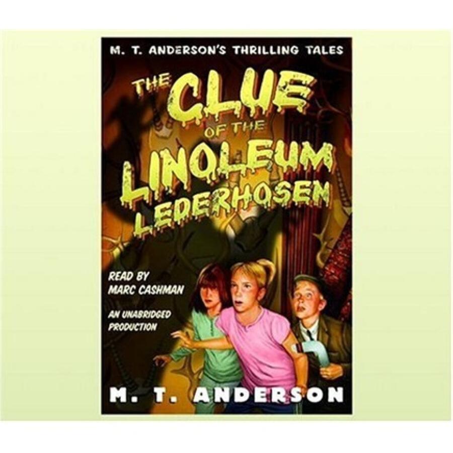 The Clue of the Linoleum Lederhosen(Audio CD) - 1233081 , 5014277586667 , 62_5258147 , 464000 , The-Clue-of-the-Linoleum-LederhosenAudio-CD-62_5258147 , tiki.vn , The Clue of the Linoleum Lederhosen(Audio CD)